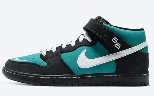 Nike SB Dunk Mid Griffey Release Date