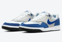 Nike SB GTS Return Air Max 1 Sport Royal CD4990-400 Release Date Info