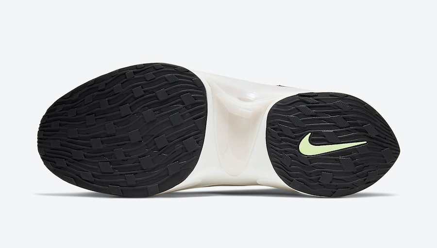 Nike Signal D/MS/X Black Barely Volt White CV8923-001 Release Date Info