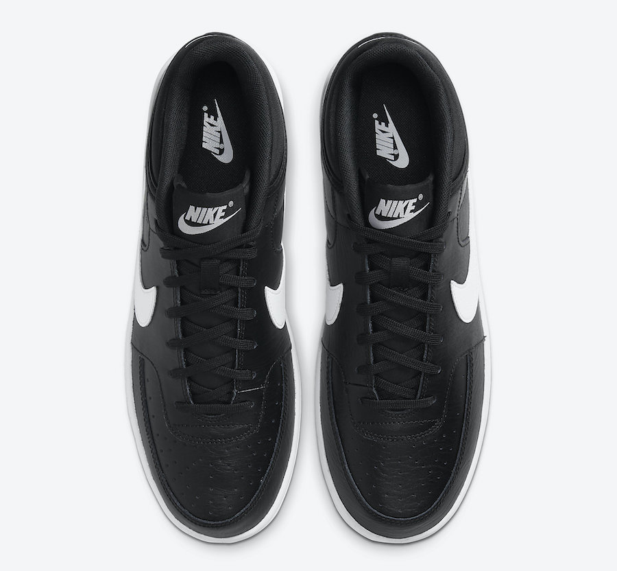 Nike Sky Force 3/4 Black White CT8448-001 Release Date Info