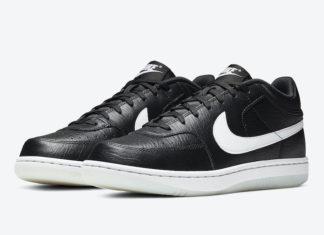 Nike Sky Force 3/4 Black White CT8448-001 Release Date Info