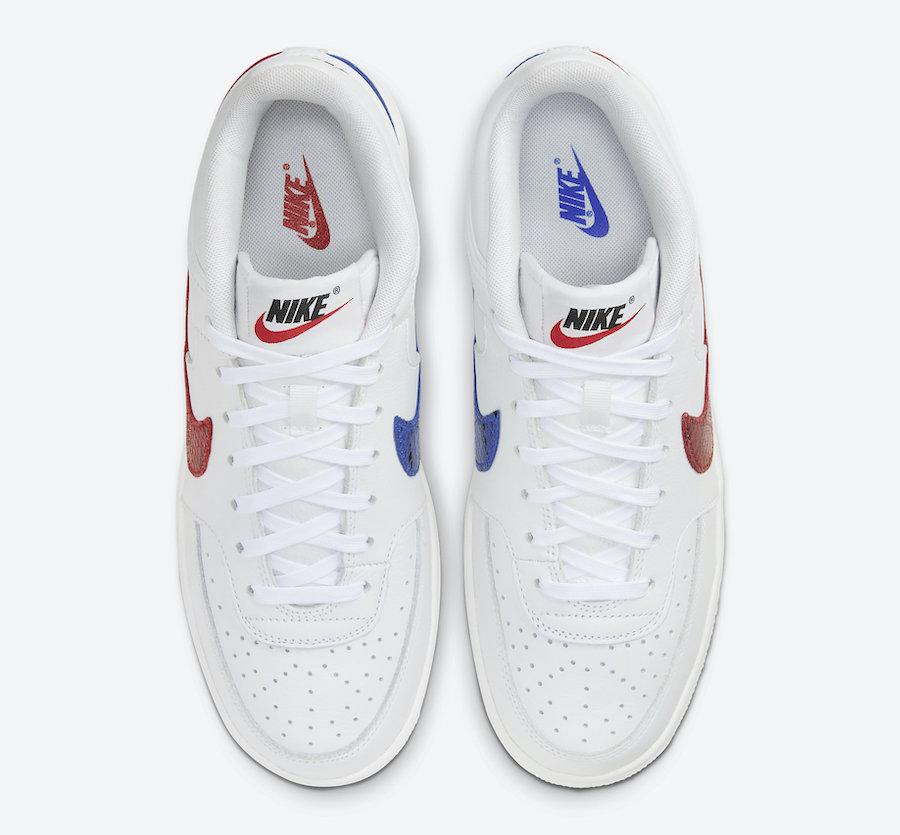 Nike Sky Force 3/4 Snakeskin CW7074-100 Release Date Info
