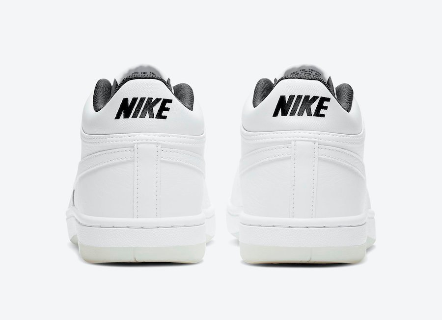 Nike Sky Force 3/4 White CT8448-102 Release Date Info