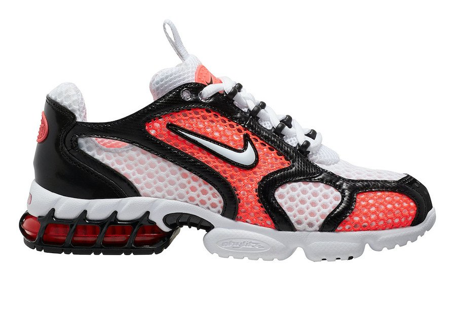 Nike Zoom Spiridon Cage 2 Black Infrared