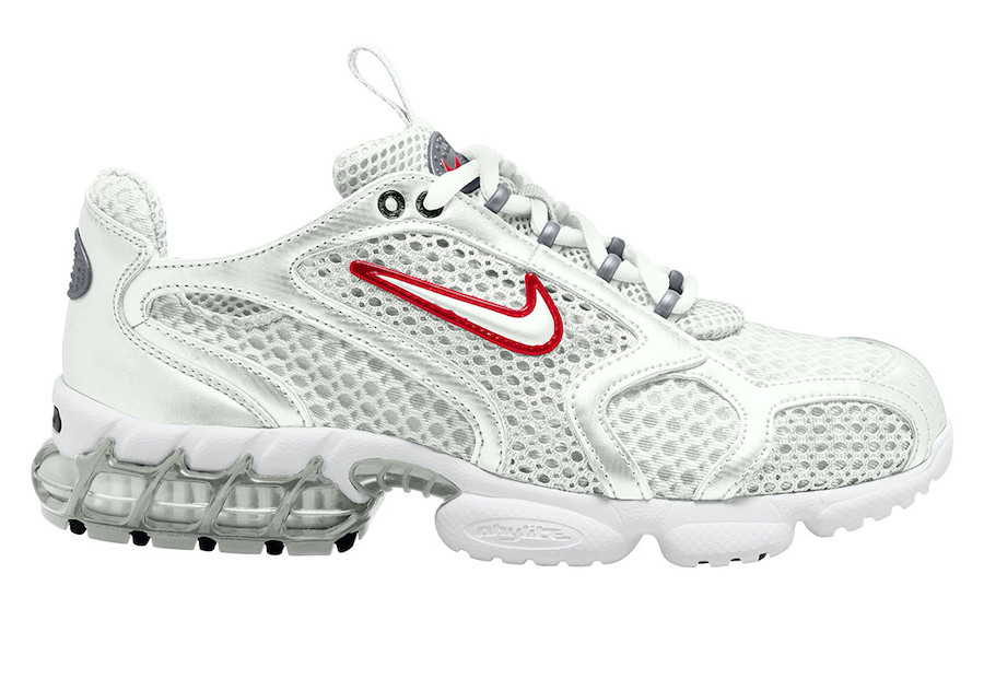 Nike Zoom Spiridon Cage 2 White Red