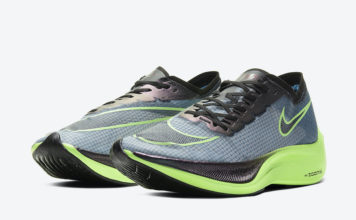 Nike ZoomX Vaporfly NEXT% Valerian Blue AO4568-400 Release Date Info