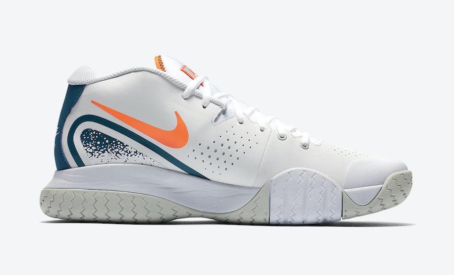 NikeCourt Tech Challenge 20 Clay Blue BQ0234-101 Release Date Info