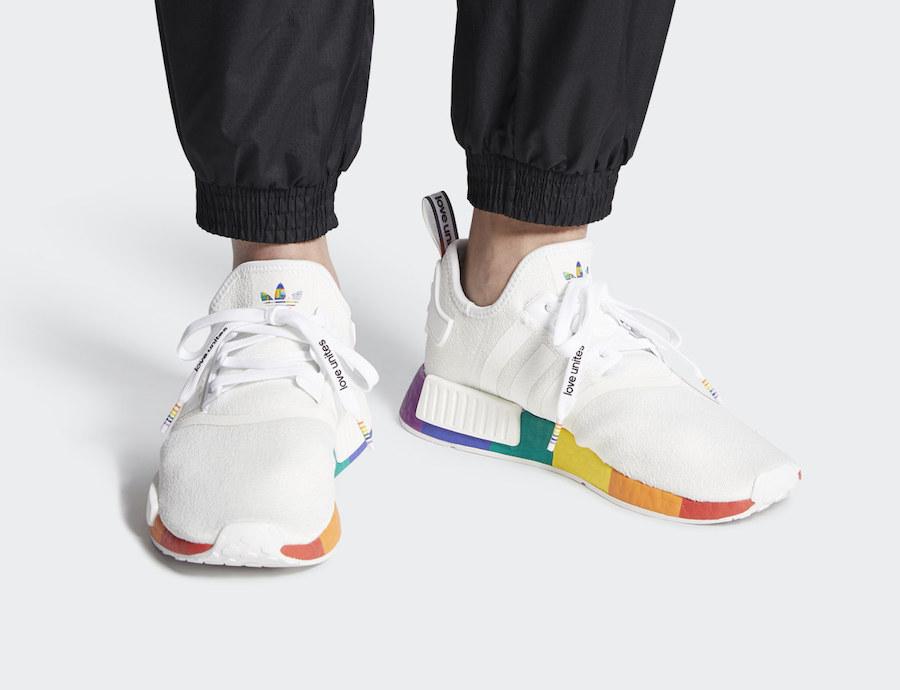 Pride adidas NMD R1 FY9024