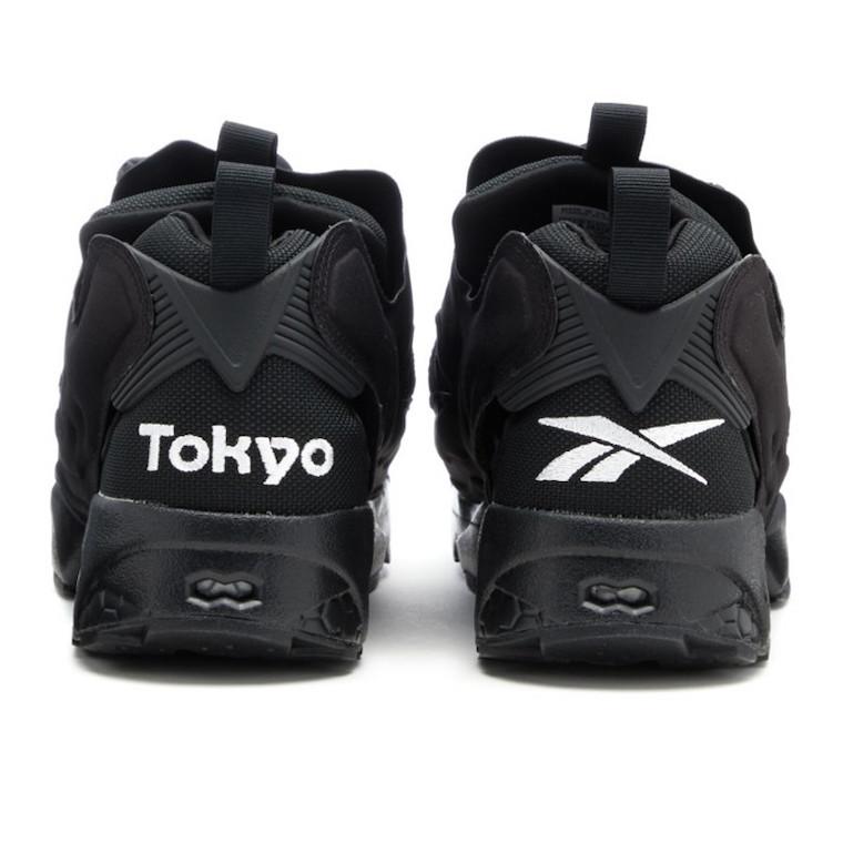 Reebok Instapump Fury Tokyo Pack Black FY1617 Release Date Info