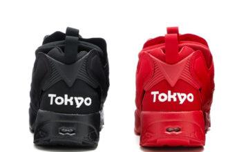Reebok Instapump Fury Tokyo Pack Black FY1617 Red FY1618 Release Date Info