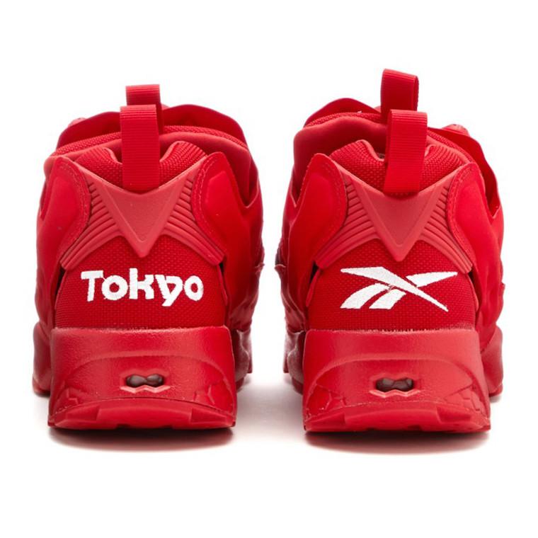 Reebok Instapump Fury Tokyo Pack Red FY1618 Release Date Info