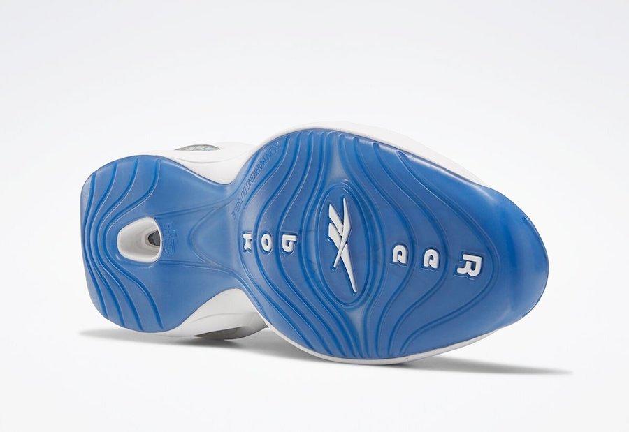 Reebok Question Low Patent Fluid Blue Toe FX5000 Release Date Info