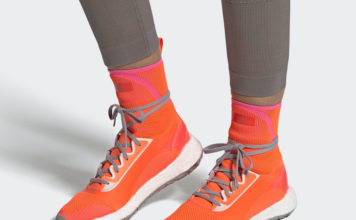 Stella McCartney adidas PulseBoost HD Mid Solar Orange EF2220 Release Date Info