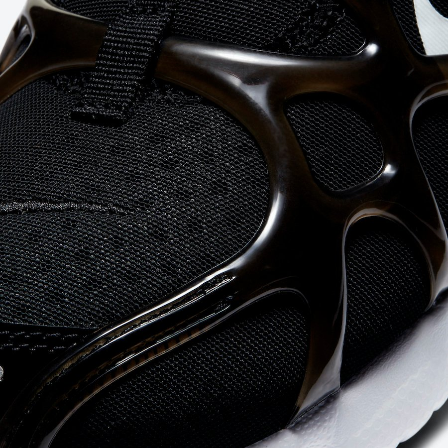 Stussy Nike Air Zoom Spiridon KK Black CJ9918-001 Release Date