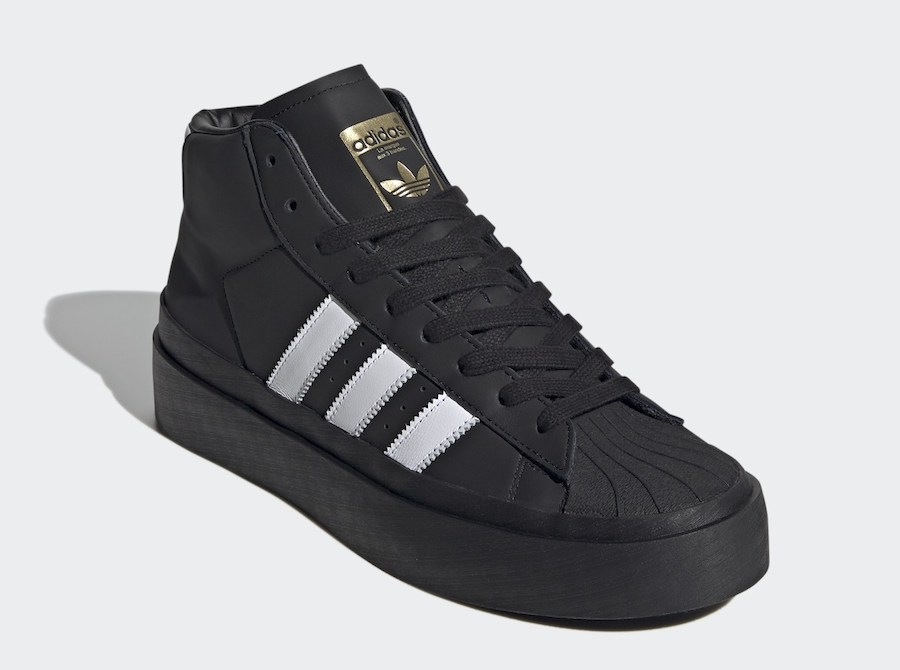 424 adidas Pro Model Black FX6849 Release Date Info