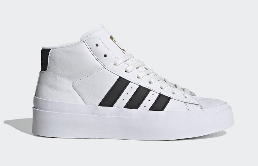 424 adidas Pro Model White FX6851 Release Date Info