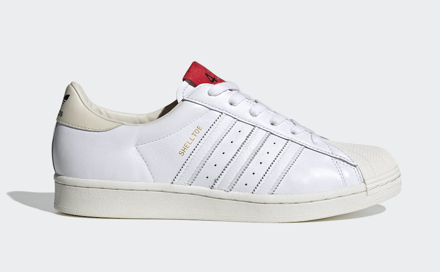 424 adidas Shell Toe FW7624 Release Date Info
