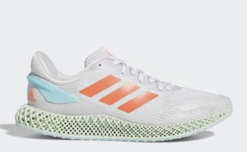 adidas 4D Run 1.0 Dash Grey Coral FW1230 Release Date Info