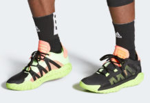 adidas Dame 6 Signal Green EH2070 Release Date Info