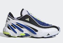 adidas FYW 98 Green Blue EF4653 Release Date Info