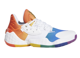 adidas Harden Vol. 4 Pride FX4797