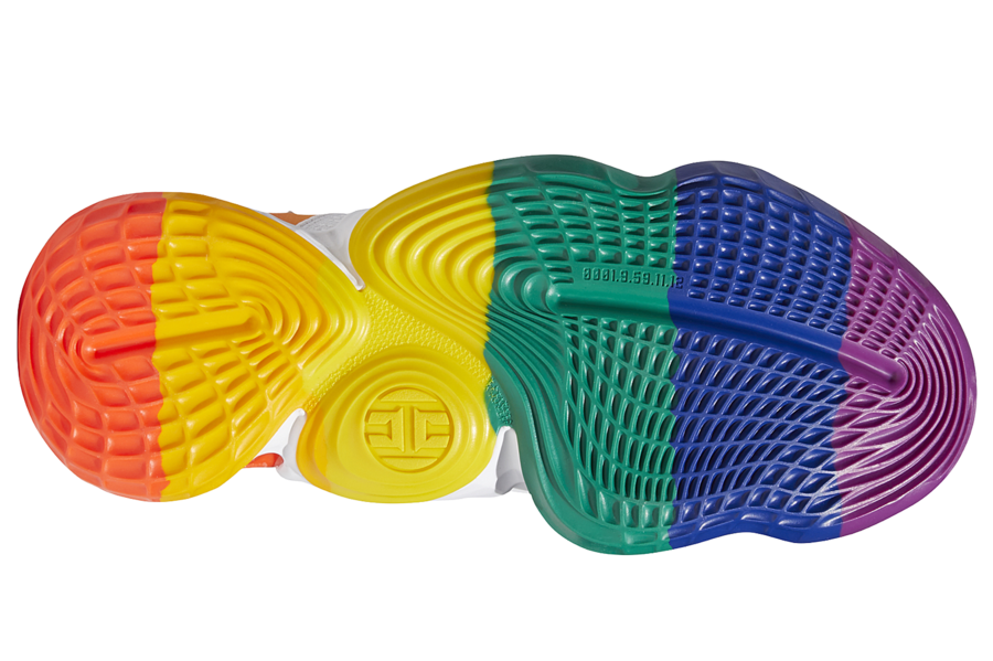 adidas Harden Vol. 4 Pride FX4797 Release Date Info