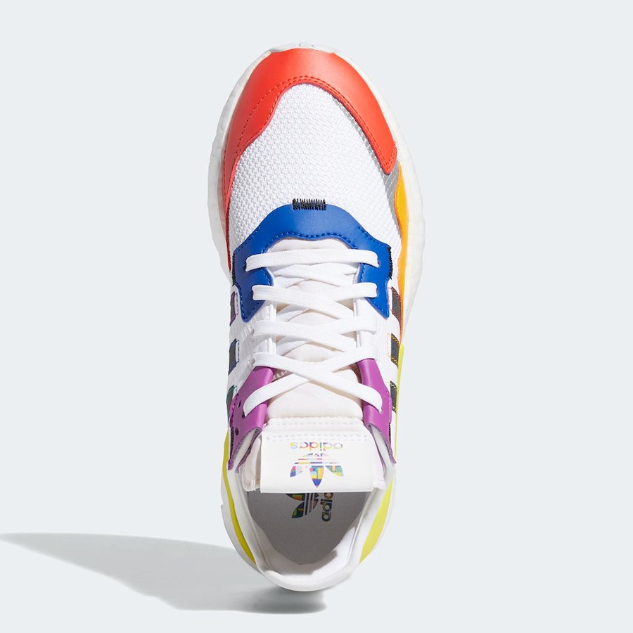 adidas Nite Jogger Pride FY9023 Release Date Info