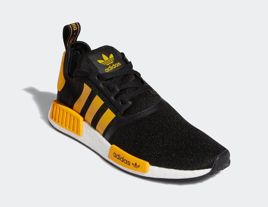adidas NMD R1 Active Gold FY9382 Release Date Info