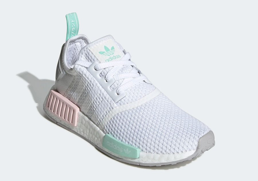 adidas NMD R1 Clear Mint FX7197 Release Date Info