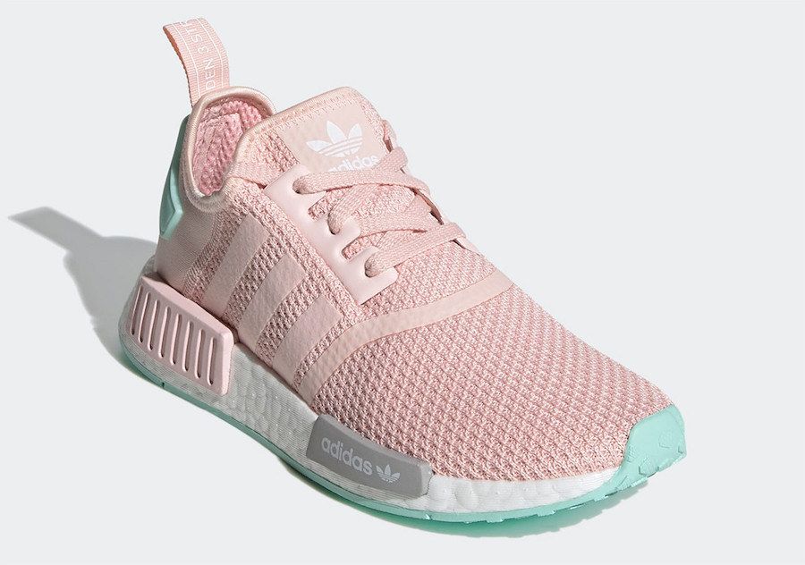 adidas NMD R1 Icey Pink FX7198 Release Date Info