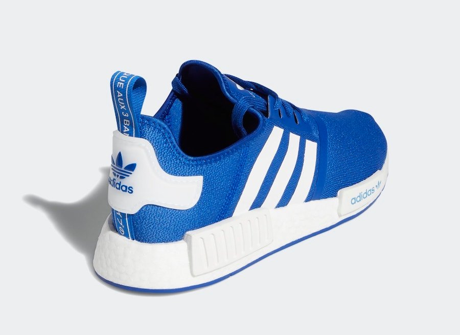 adidas NMD R1 Royal Blue FY9383 Release Date Info