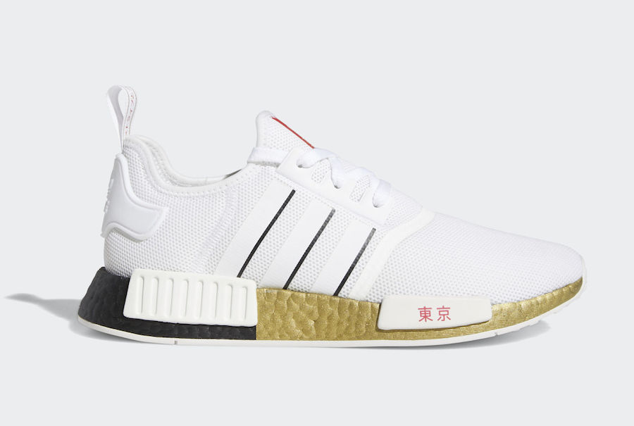 Adidas Nmd R1 Tokyo Gold Boost Fy1159 Release Date Info Sneakerfiles