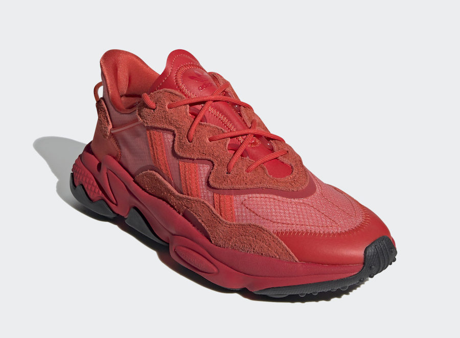 adidas Ozweego Glory Red FV2911