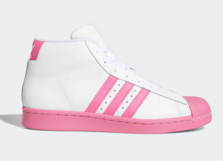 adidas Pro Model White Pink FY2755 Release Date Info