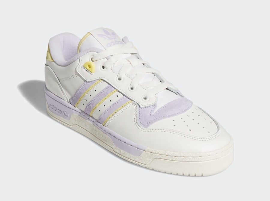 adidas Rivalry Low Purple Tint EF6413 Release Date Info