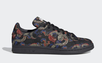 adidas Stan Smith Dragon Print EH2237 Release Date Info