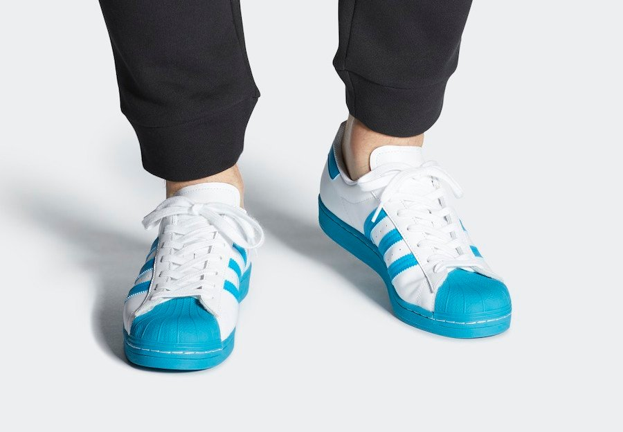 adidas Superstar Bold Aqua FY2756 Release Date Info