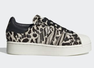 adidas Superstar Bold Fuzzy Animal Print FV3463 Release Date Info