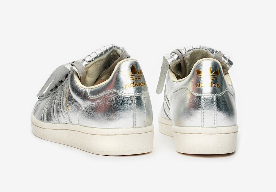 adidas Superstar Fringe Silver FW8159 Release Date Info