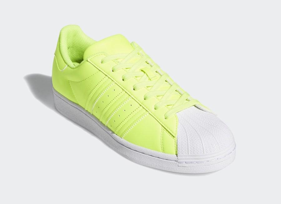adidas Superstar Solar Yellow FY2744 Release Date Info