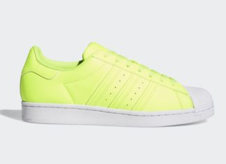 adidas Superstar Solar Yellow FY2744 Release Date Info