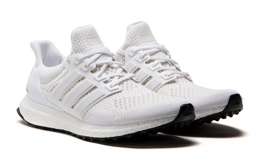 adidas Ultra Boost 1.0 Triple White 2020 S77416 Release Date Info