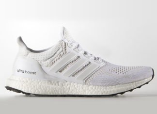 adidas Ultra Boost 1.0 Triple White 2020 Release Date