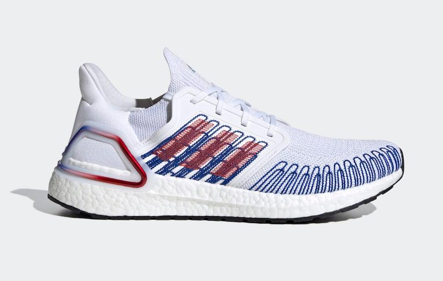 adidas Ultra Boost 2020 'USA' Release Date