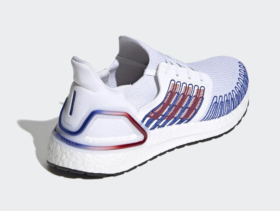 adidas Ultra Boost 2020 USA EG0712 Release Date Info