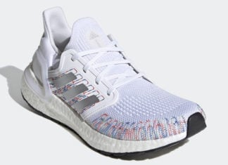 adidas Ultra Boost 2020 WMNS White Multi-Color EG0728 Release Date Info