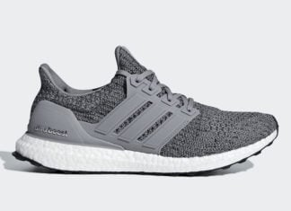 adidas Ultra Boost 4.0 Heather Grey F36156 Release Date Info
