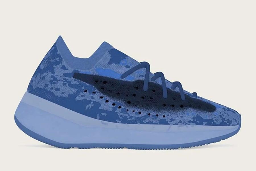 adidas Yeezy 380 Blue Release Date Info
