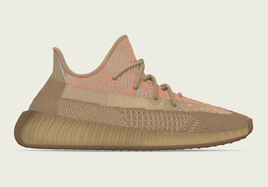 adidas Yeezy Boost 350 V2 Sand Taupe Release Date Info