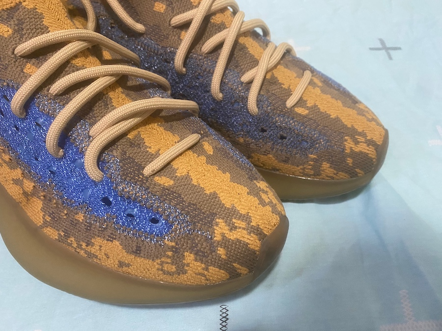 adidas Yeezy Boost 380 Blue Oat Q47306 Release Info
